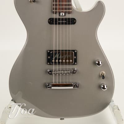 Manson MA2 Evo Silver Gloss 2016 for sale