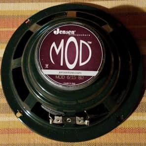 """Jensen MOD 6-15 6"""" 15-Watt 8ohm Guitar Speaker"""