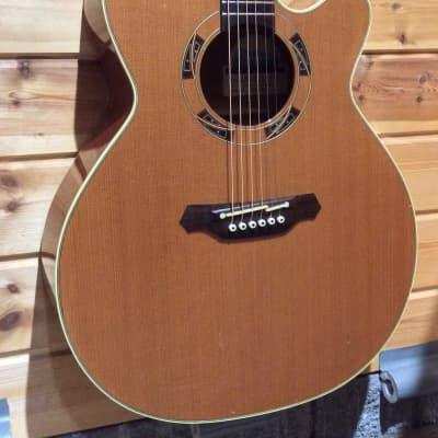 Takamine Santa fe ESF-93 MIJ 1993 Natural for sale