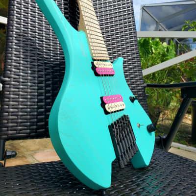 Blackat HDA7 2020 Seafoam Green for sale