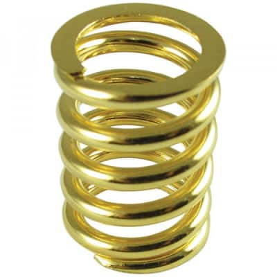 "Bigsby 1"" Tension Spring, Gold image"