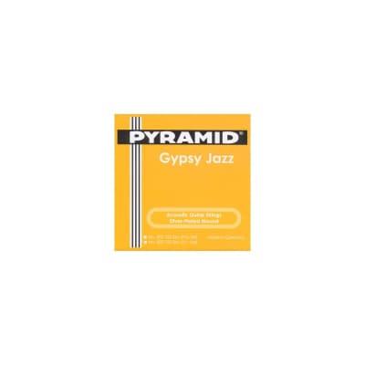 Pyramid Acoustic Guitar Gypsy Jazz Django Style Light 11-46
