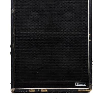 Ampeg SVT-610HLF bass speaker cabinet 2008 USA