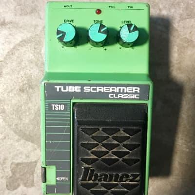 Ibanez TS-10 Tube Screamer MIJ (1986 - 1990)