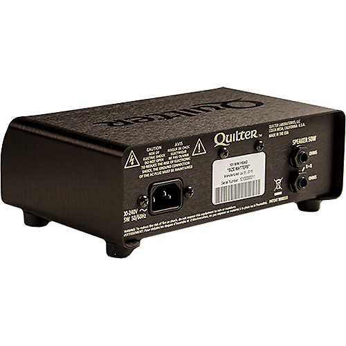 quilter labs 101 mini head guitar amp up to 100w amplifier reverb. Black Bedroom Furniture Sets. Home Design Ideas