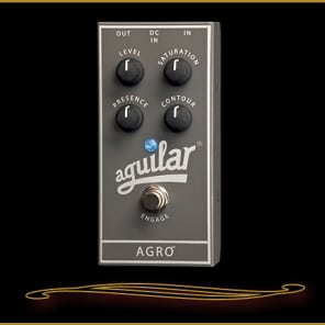 Aguilar Agro Bass Overdrive  Grey for sale
