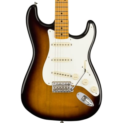 "Fender Stories Collection Eric Johnson 1954 ""Virginia"" Stratocaster Maple Fingerboard 2-Color Sunbur for sale"