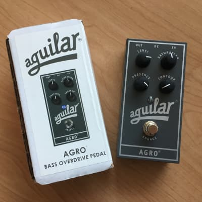 Aguilar AGRO Bass Overdrive for sale
