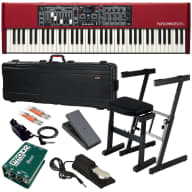 Nord Electro 5D 73 Stage Keyboard STAGE ESSENTIALS BUNDLE