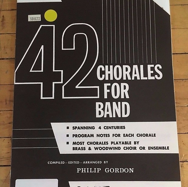 42 Ches For Band Timpani Lesson Book
