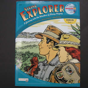 String Explorer Violin Book 1