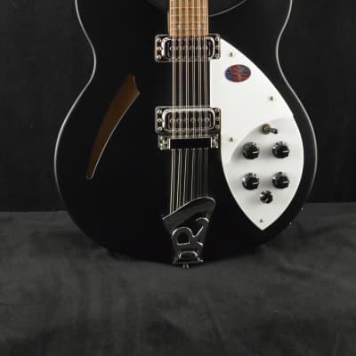 Rickenbacker 330/12 12-String Matte Black for sale