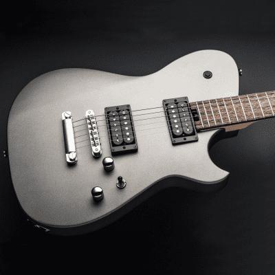 Manson Meta Series MBM-1  Starlight Silver - Signature Mathew Bellamy (Muse) for sale