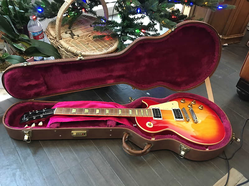Gibson les paul classic 1960 dating