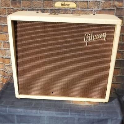 Gibson GA-8 Gibsonette  1959-60 Blonde