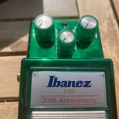 Ibanez TS9 Tube Screamer 30th Anniversary for sale