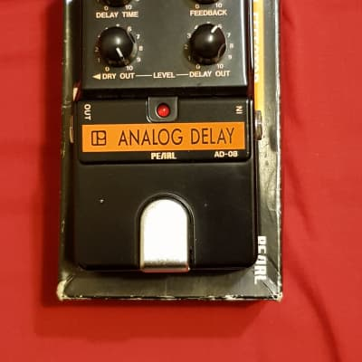 Pearl AD-08 Analog Delay Vintage With Box for sale