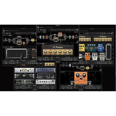 BIAS FX Pro Software (Download) | Pitbull Audio