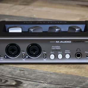 M-Audio Mobile Pre MKII USB Preamp/Interface