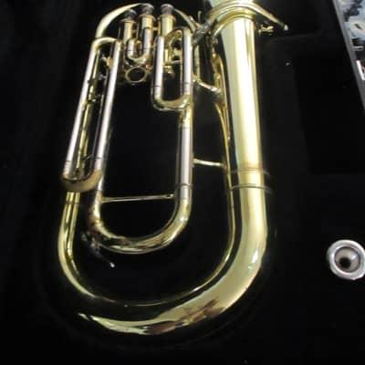 Jupiter JEP468 Student Euphonium Baritone 2000s Brass