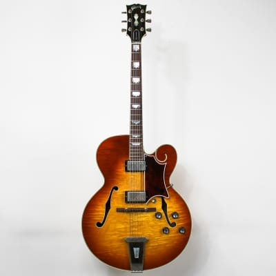 Gibson Tal Farlow's Personally Owned Viceroy  1996 Ice Tea Burst
