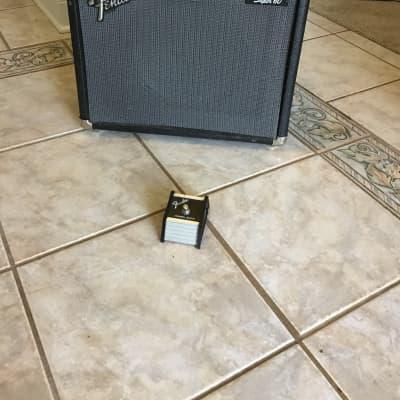 "Fender Super 60 2-Channel 60-Watt 1x12"" Guitar Combo 1989 - 1991"