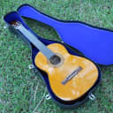 Classical Guitar Yairi 9000 Vintage 1972 With Case Nylon 6 String Plays Great Free USA Shipping