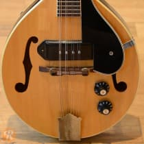 Gibson EM-150 Mandolin 1968 Natural image