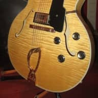 Very Clean And All Original 1996 GUILD Model X-170 Archtop Electric for sale