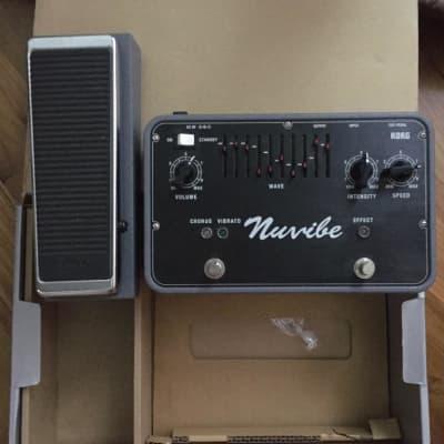Korg Nuvibe vibe vibrato chorus brand new — international buyers welcome! for sale