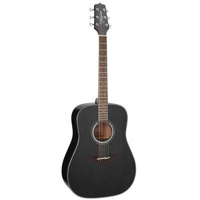 Takamine GD30 Mahogany Dreadnaught Black Acoustic Guitar for sale