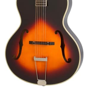 Epiphone Masterbilt Century Zenith Classic Acoustic/Electric Guitar - Vintage Sunburst for sale