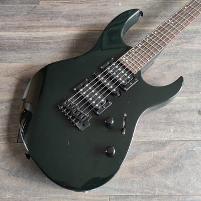 1990's Cobran Japan F-G1 Dinky HSH Superstrat (Black) for sale