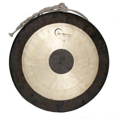 "Dream Cymbals 18"" Chau Series Black Dot Gong"