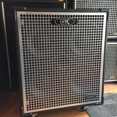 Gallien Krueger Neo410 Bass Cabinet for sale