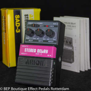 Arion SAD-3 Stereo Delay 2002 s/n 232231 for sale
