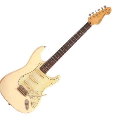 Vintage Icon Thomas Blug Signature Electric Guitar for sale