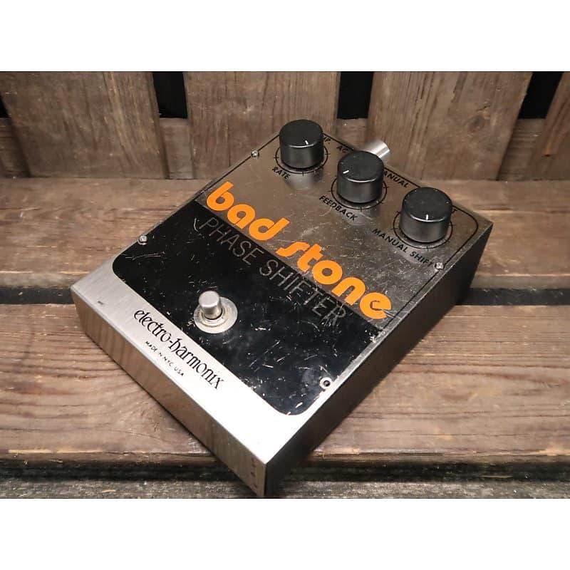 electro harmonix ehx bad stone phaser vintage volumedrop reverb. Black Bedroom Furniture Sets. Home Design Ideas