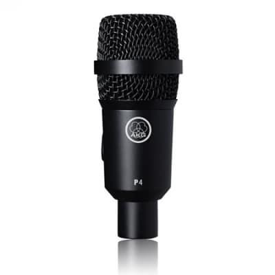 AKG P4 Performance Series Dynamic Instrument Microphone