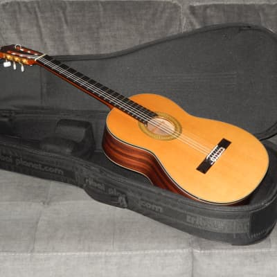 MADE IN 2005 BY EICHI  KODAIRA - ECOLE E600 - LOVELY SOUNDING CLASSICAL GUITAR for sale