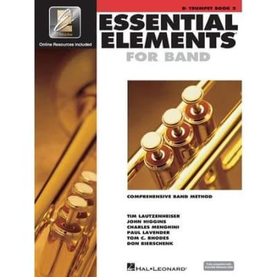 Essential Elements Trumpet Book 2