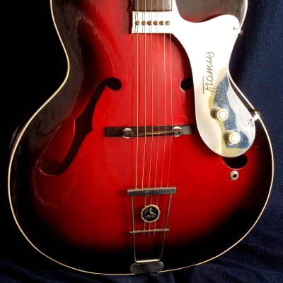 Hopf archtop + framus mixer 1960's for sale