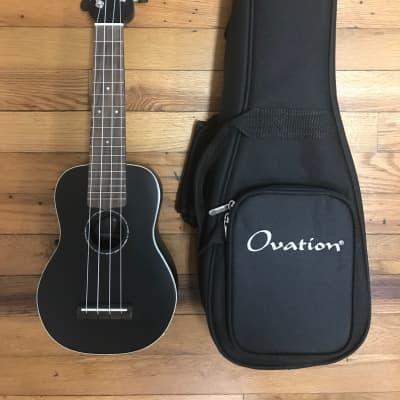 Ovation Celebrity Soprano Ukelele for sale
