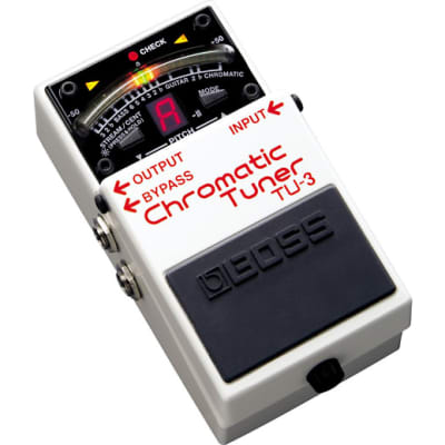Boss Chromatic Tuner Pedal TU3 for sale