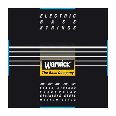 Warwick Bass Strings 5 Black Label 40-130