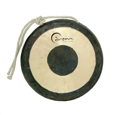 "Dream Cymbals 8"" Chau Series Black Dot Gong"