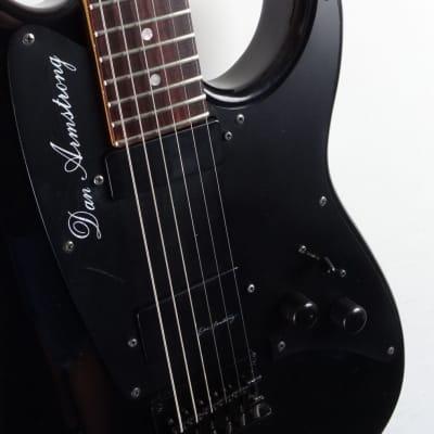 Westone Dan Armstrong 1990 Prototype Black for sale