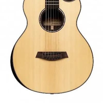 Islander AS-MG-EQ Mini Acoustic Guitar (New) for sale