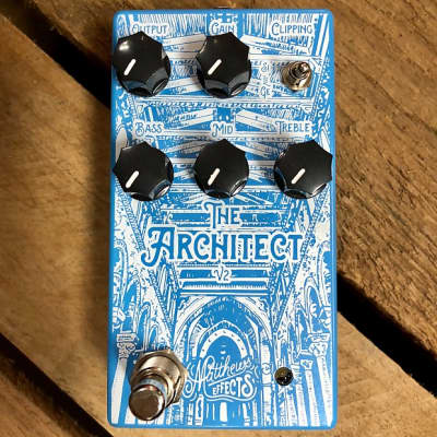 Matthews Effects The Architect V2 Foundational Overdrive - SN# 195