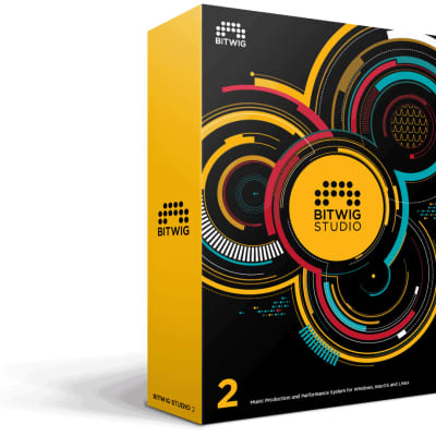 Bitwig Bitwig Studio 2 Music Production and Performance System